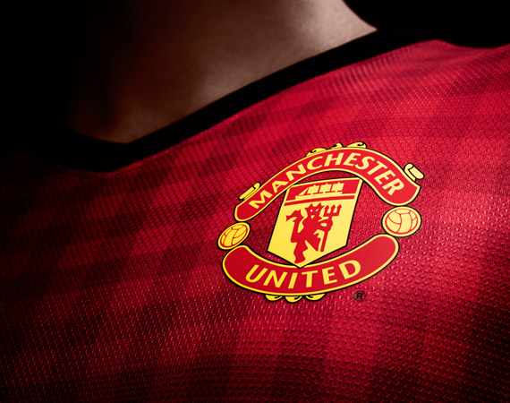 Nike Football Manchester United Home Kit 2012 2013 05